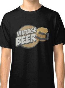 Vintage Beer Classic T-Shirt