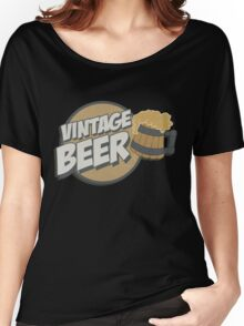 Vintage Beer Women's Relaxed Fit T-Shirt