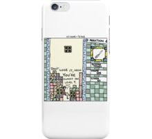 127 Hours + Tetris iPhone Case/Skin