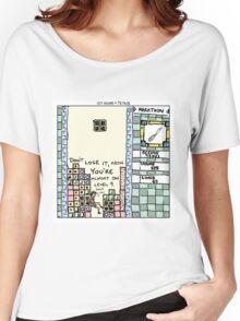 127 Hours + Tetris Women's Relaxed Fit T-Shirt