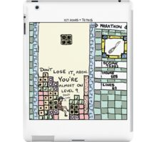127 Hours + Tetris iPad Case/Skin