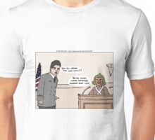 A Few Good Men + Willy Wonka and the Chocolate Factory Unisex T-Shirt