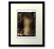 Only human Framed Print