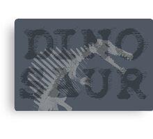 Dinosaur: T-Rex Canvas Print