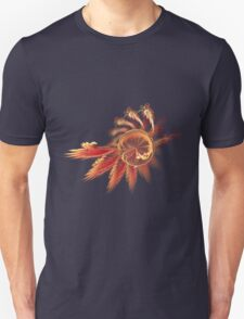 Feathers in the ball T-Shirt