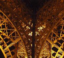 The Eiffel Tower by Dottie