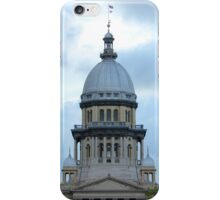 Springfield IL State Capitol iPhone Case/Skin