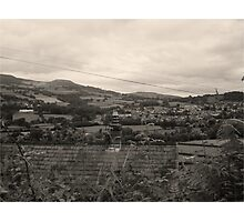Millions of little homes.. Photographic Print