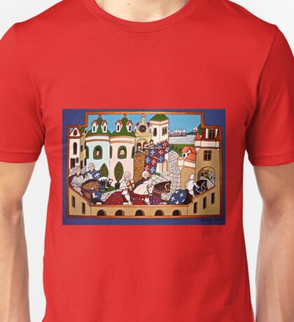Going to the Tournament  Unisex T-Shirt