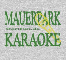 Mauerpark Karaoke T-Shirt