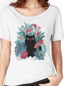 Popoki Women's Relaxed Fit T-Shirt