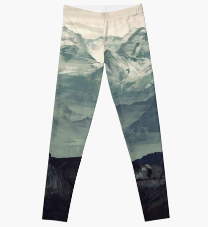 Mountain Fog Leggings