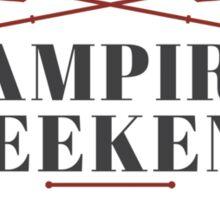 Vampire Weekend // Cape cod rowing Sticker