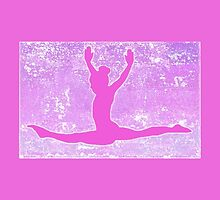 The Gymnast ~ Bright Pink Version by Susan Werby