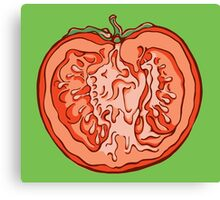 Anatomic Tomato Canvas Print