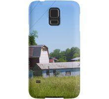 PATRIOTIC BARN Samsung Galaxy Case/Skin
