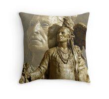 The Elder Throw Pillow