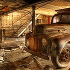 Dump Truck by Barbara Ingersoll