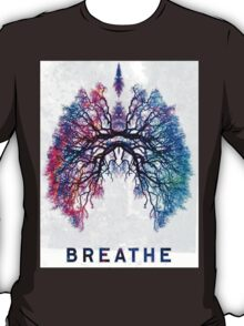Breathe Branches Lungs T-Shirt