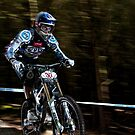 Gee Atherton by Andrew Dunwoody