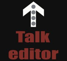 Talk editor by mindgecko