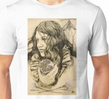 """Abduction of Persephone"" section 2 of diptych Unisex T-Shirt"