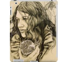 """""""Abduction of Persephone"""" section 2 of diptych iPad Case/Skin"""