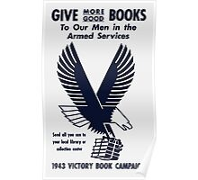 1943 Victory Book Campaign Poster