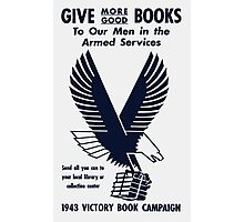 1943 Victory Book Campaign Photographic Print