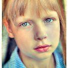 Untitled Portrait 2 by Darren Burdell