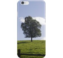 The lonely oak iPhone Case/Skin