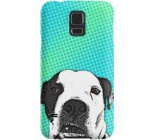 Pop Art Pitbull Samsung Galaxy Case/Skin