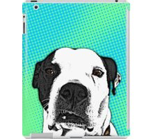 Pop Art Pitbull iPad Case/Skin