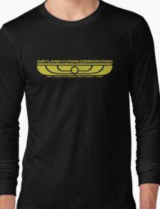 The Weyland-Yutani Corporation Wings Long Sleeve T-Shirt