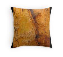 Rock Forest Throw Pillow