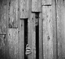 Wall... by Gintaras Kasperionis