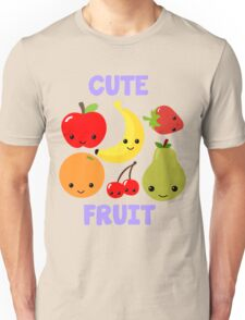 Cute Fruit Unisex T-Shirt