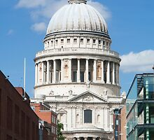 St Paul's Cathedral, London by sharpeimages