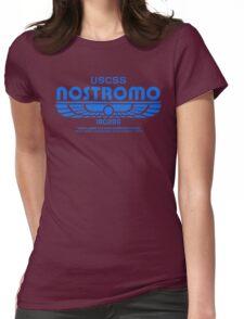 USCSS Nostromo - Alien - Logo Womens Fitted T-Shirt