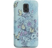 Beauty (eye of the beholder) - powder blue version Samsung Galaxy Case/Skin