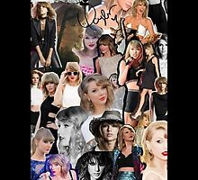 Taylor Swift in 2015 by neverever13