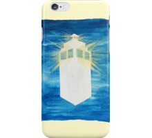 A Day in the Life of a TARDIS iPhone Case/Skin