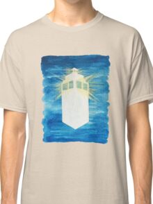 A Day in the Life of a TARDIS Classic T-Shirt