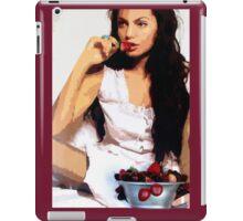 Dessert 2 iPad Case/Skin