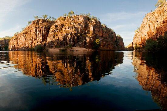 Nitmiluk Gorge by Bill Atherton