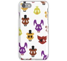 FNAF: the Original Five iPhone Case/Skin
