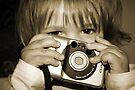 The Little Photographer by Evita