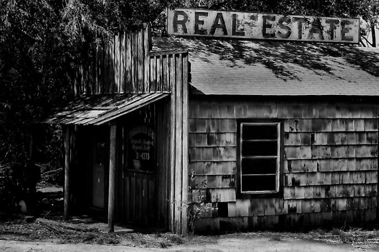Real Estate Down by jphall