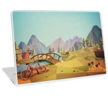 Geometric Enjoy Nature Laptop Skin