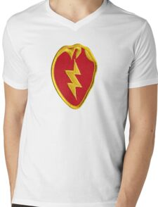 25th Infantry Mens V-Neck T-Shirt